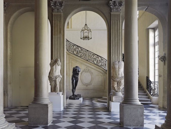 Chefs-d'oeuvre en mouvement, au musée Rodin Paris